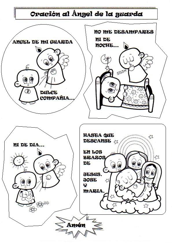 Famoso Hola ángel Gatito Para Colorear Imágenes - Dibujos Para ...