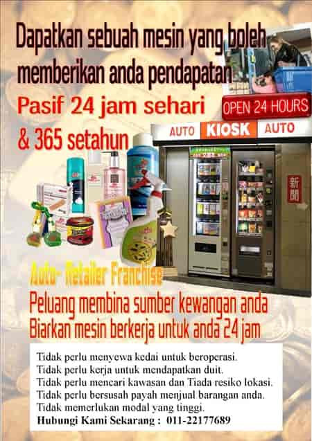 Johor Local Company Online Service - ePoster listing
