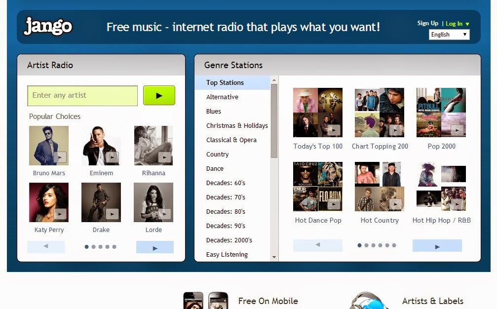 jango's Songs   Stream Online Music Songs   Listen Free on Myspace