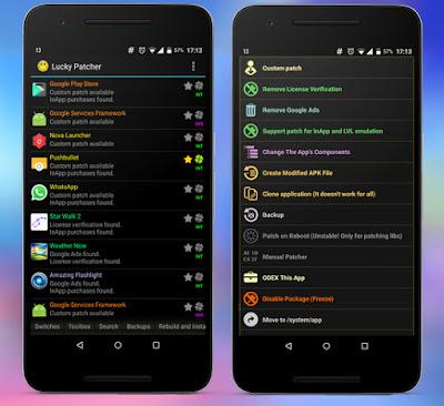 التحديث الجديد من تطبيق (Lucky Patcher Latest Version) لتفعيل الألعاب و التطبيقات - مع شرح مفصل للإستعمال