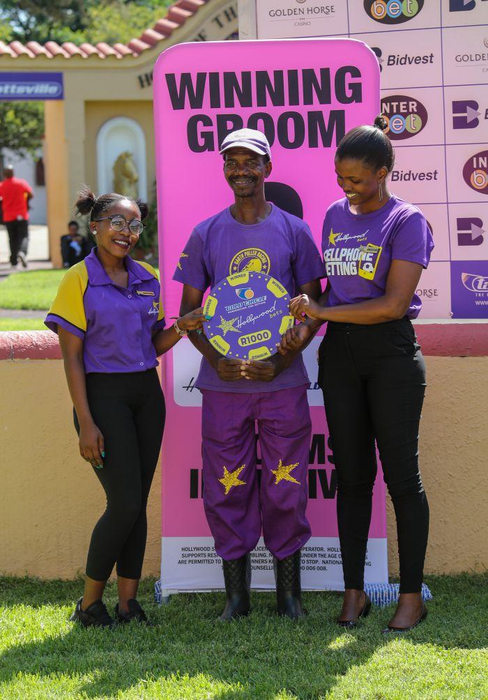 20200115 - Race 4 - Makhwenkodwa Mphathi - TWICE GOLDEN