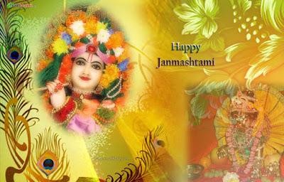Happy Janmsahtami hd wallpapers