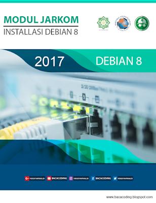 Modul Konfigurasi Debian 8 Server Gratis