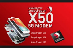 Modem Qualcomm Snapdragon X50 5G Uji Coba Mobile 5G NR