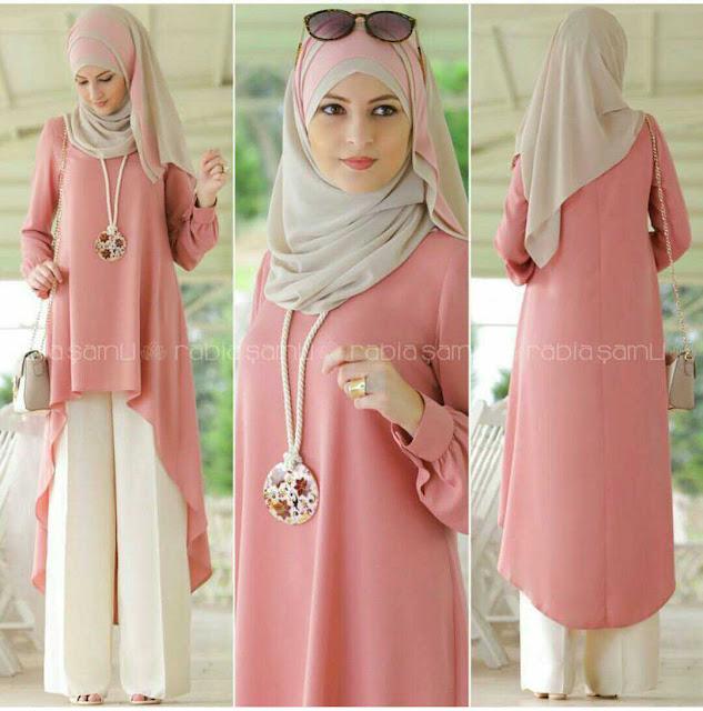 Model celana kulot muslimah
