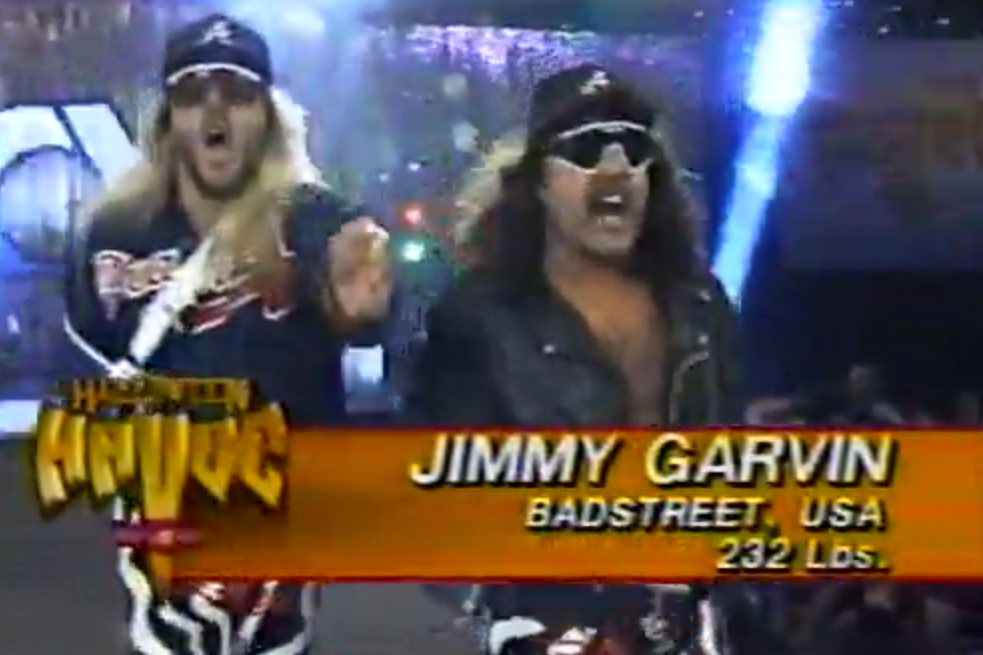 WCW Halloween Havoc 1991 - Fabulous Freebirds