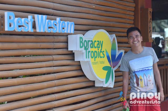 Boracay Tropics Resort Hotel