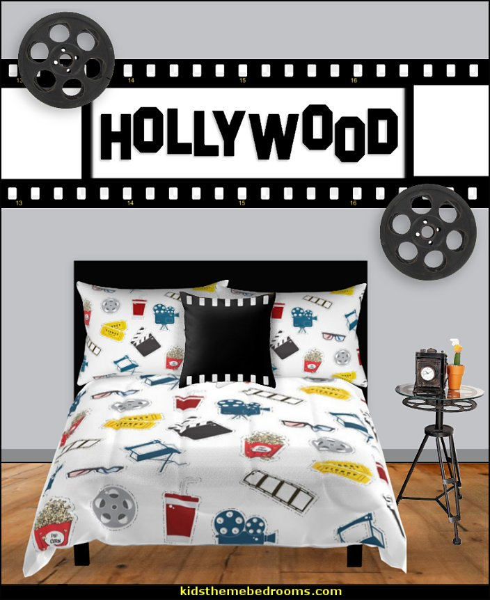 Decorating theme bedrooms - Maries Manor: Movie themed ...