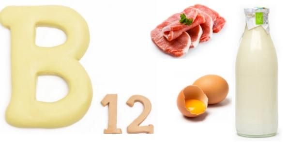 Que alimentos contiene la vitamina b12