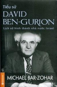 Tiểu sử David Ben Gurion