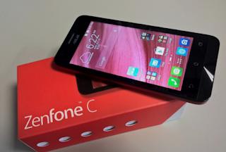 Cara Flash ASUS Zenfone C Z007 Mudah