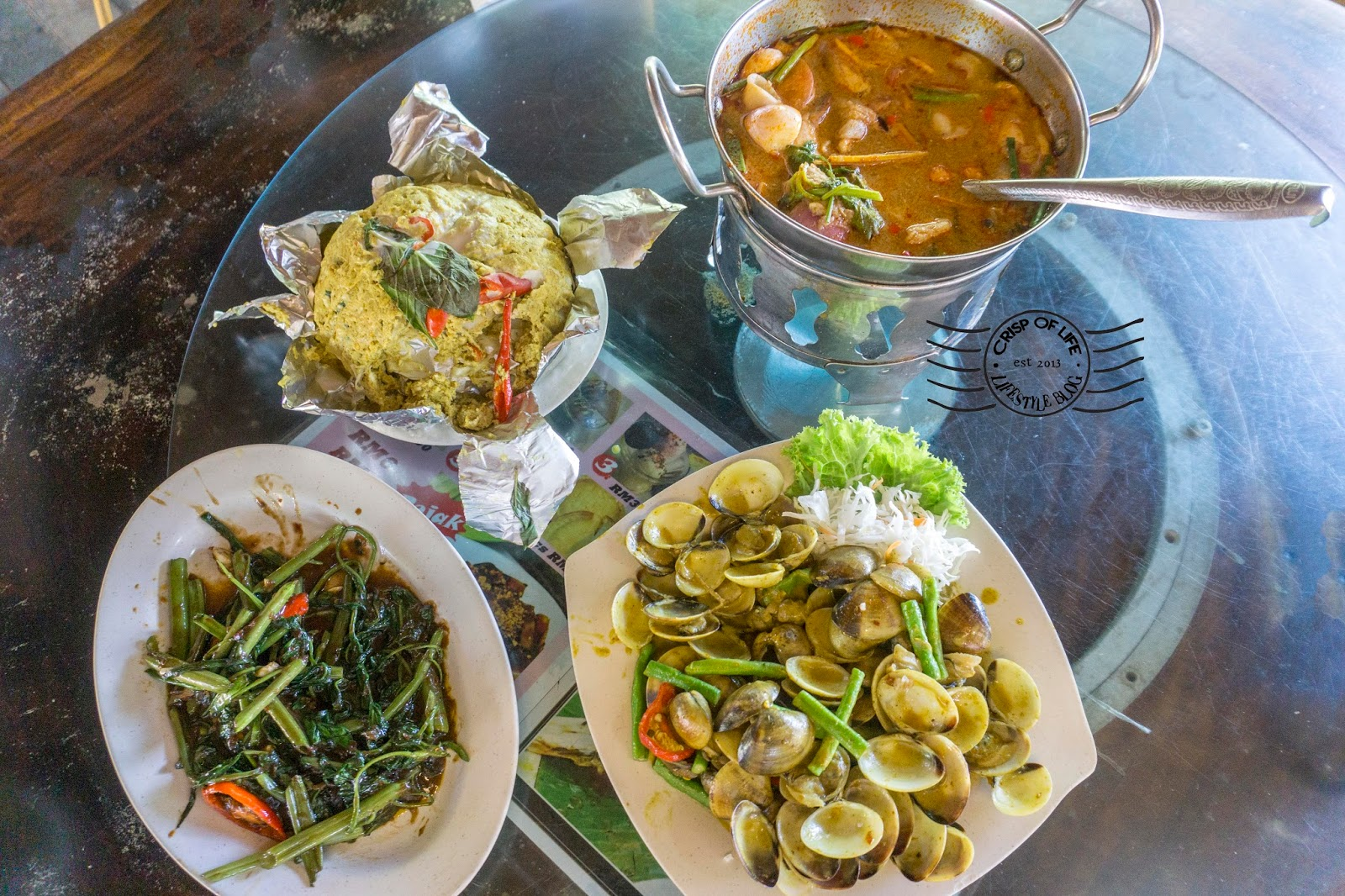 Mae Salong Sungai Petani Thai Food