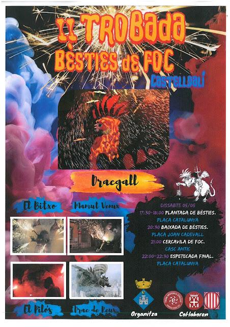 Trobada de Bèsties de Foc Castellgalí