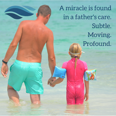 A miracle is found in father's care. Subtle. Moving. Profound.