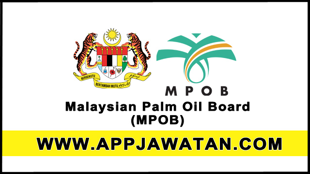 logo Malaysian Palm Oil Board (MPOB)