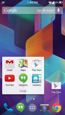 Launcher Android 4.4 KitKat