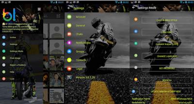 BBM VR46 | BBM Whatsapp Mod v3.0.1.25 Apk
