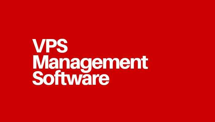 VPS Management Software