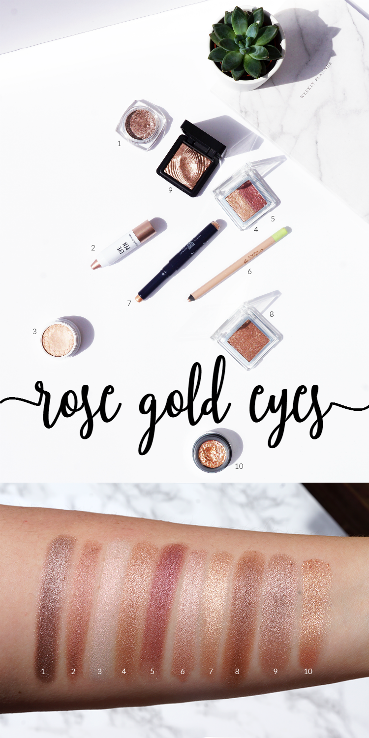 rose-gold-eyeshadow-favourites-swatches