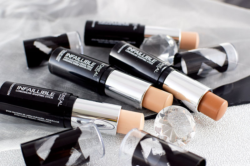 die neuen Kontur Sticks von L'Oréal, Review