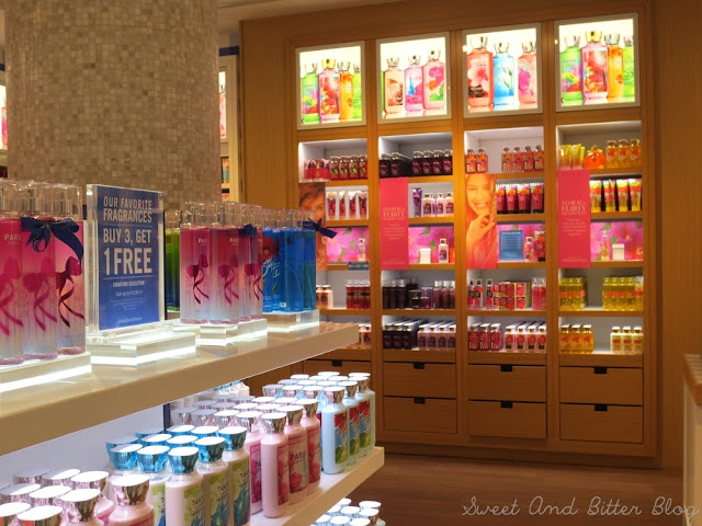 Bath and Body Works Fragrances Offers