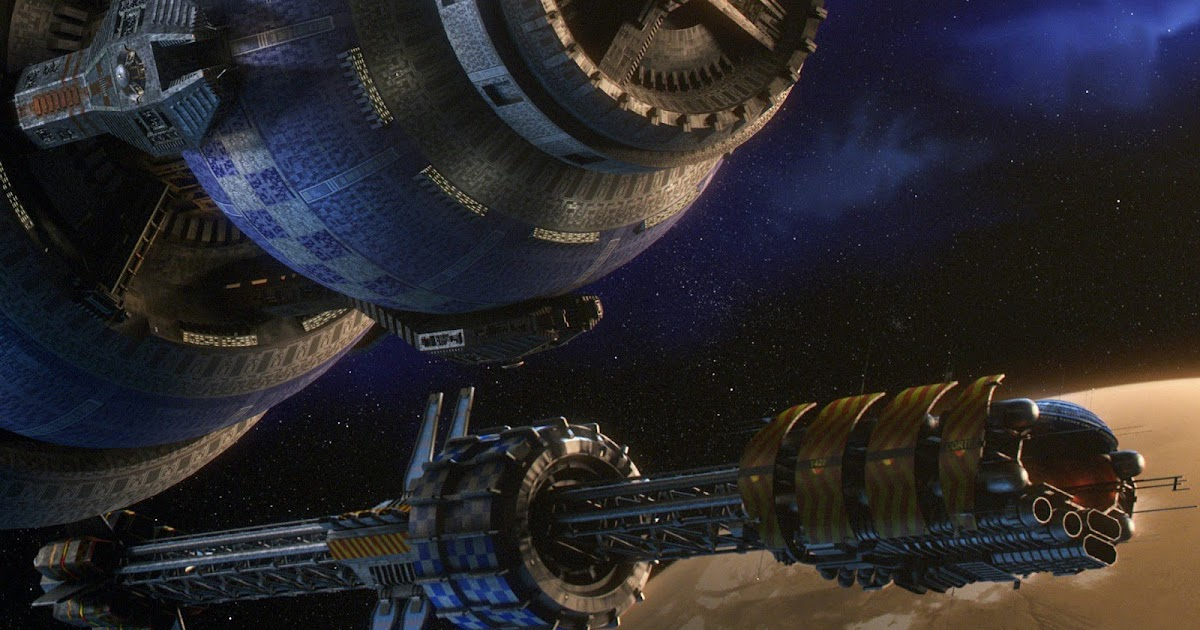 The Wertzone: HD version of BABYLON 5 may be possible after all