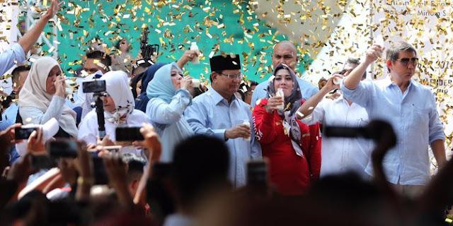 Kubu Jokowi balas sindiran Prabowo soal impor: Mau hidup sendiri seperti Korut?