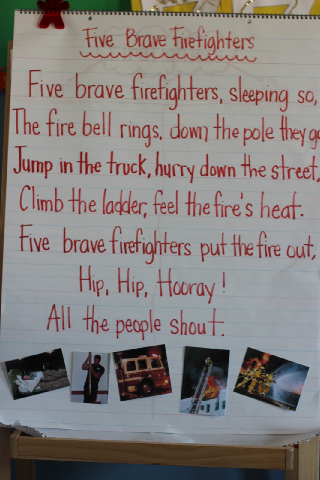 The Johnson Journey Unit Theme Fire Safety