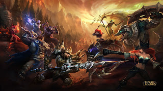 League of Legends pc game wallpapers|images|screenshots