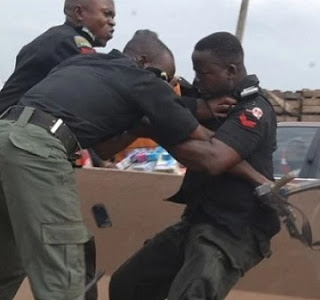 SHOCKER: Soldiers, Police Officers, Top Ministry Officers ARRESTED For DRUGGING & RAPPING Female IDPS;