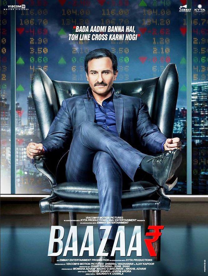 Baazaar 2018 Full Movie Hindi 720p HDRip 1GB Download