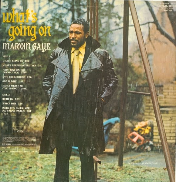 Luiz Woodstock Marvin Gaye What S Going On 40th