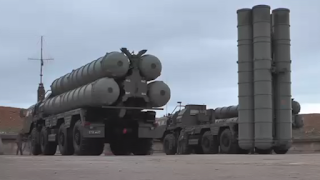 S-400 στην Κριμαία