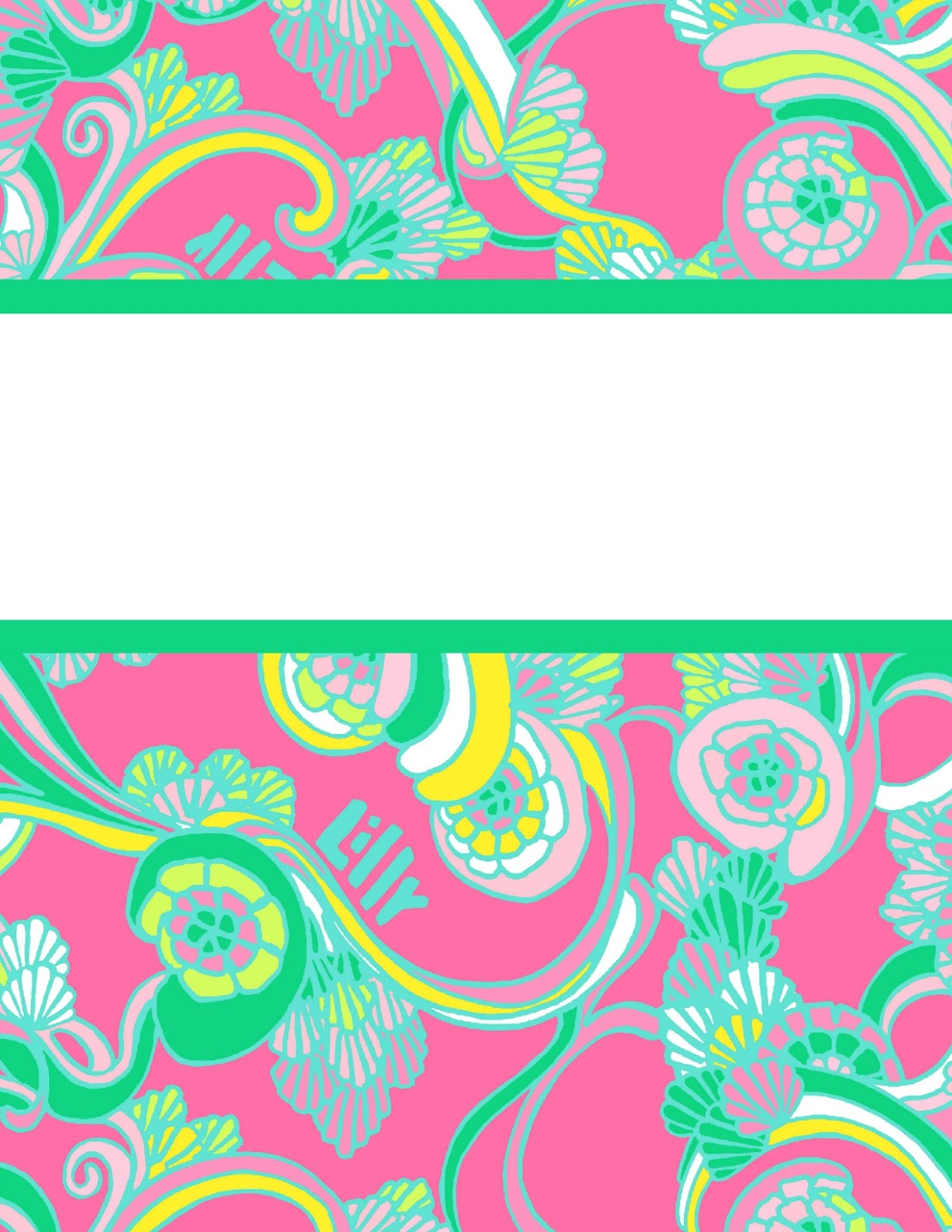 Binder Cover Templates!