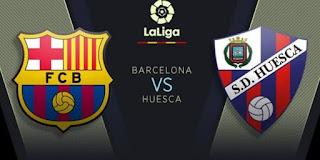 اون لاين مشاهدة مباراة برشلونة وهويسكا بث مباشر 2-9-2018 الدوري الاسباني اليوم بدون تقطيع
