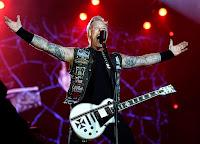 James Hetfield solo i gościnnie