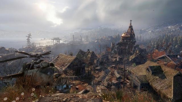 فريق 4A Games يتحدث عن طموحاته بخصوص حجم عالم لعبة Metro Exodus و يكشف حقائق مثيرة جدا …