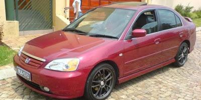Foto Honda Civic Vti-s Sedan Bekas Model Lama Harga Terbaru Murah