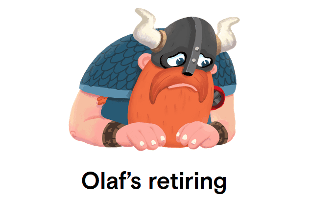 Olaf (mascotte di Opera VPN)