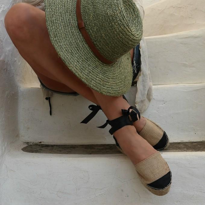Como usar espadrille com muito estilo
