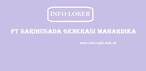 Lowongan Kerja Terbaru Bulan Oktober PT Sarihusada Generasi Mahardika
