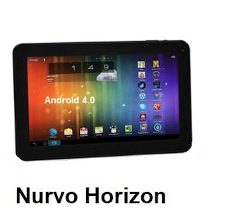 Nurvo Horizon tablet