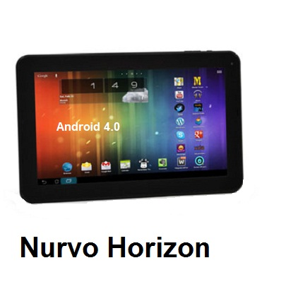 Nurvo Horizon 10.1-inch cheap Android tablet specs and review