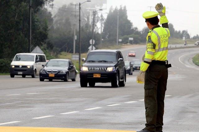 Accidentalidad en 25 carreteras del país se redujo en 52% en fin de año y puente de Reyes