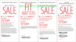 Macy's Coupons