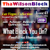 ThaWilsonBlock Magazine Issue43 featuring Las Vegas Street Sign Photography collection