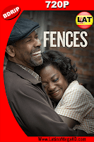 Fences (2016) Latino HD BDRip 720p - 2016