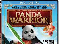 Download The Adventures of Panda Warrior (2016) Bluray