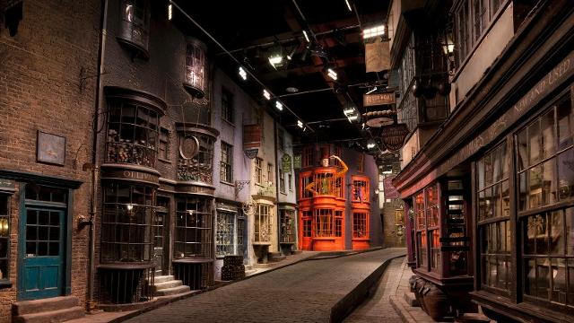 A Londra, nel magico mondo di Harry Potter - Foto Warner Bros Studio