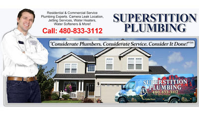 24 Hour Affordable Emergency Plumber Mesa AZ Services